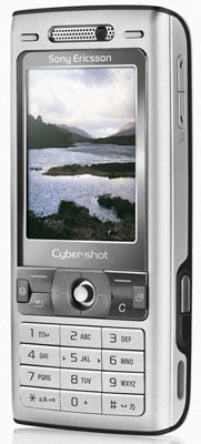 sony ericsson 39 q 39 s up bond branded camera phones the. Black Bedroom Furniture Sets. Home Design Ideas