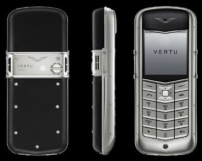 vertu constellation mobile for the moneyed