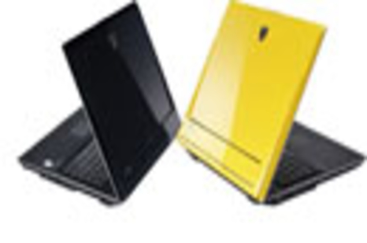 Asus Kits Out Lamborghini VX1 Golden Edition Laptop • The