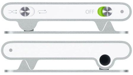 apple's second-generation ipod shuffle
