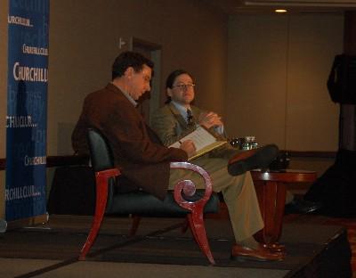 Shot of Markoff and Schwartz