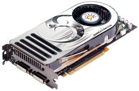 sparkle nvidia geforce 8800 gts