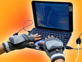 usb-heated gloves