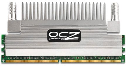 ocz flexxlc liquid cooled ddr 2 dimm