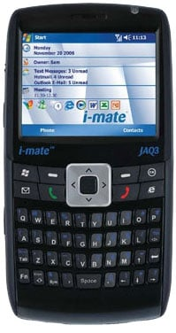 i-mate jaq3 windows mobile smart phone