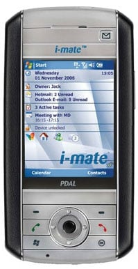 i-mate pdal windows mobile smart phone