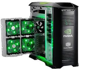 cooler master nvidia edition stacker 830