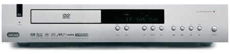 arcam fmj dv139 upscaling dvd player
