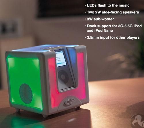IXOS XMI608 Disco Cube
