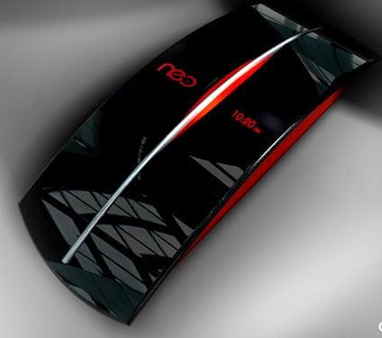 neo curve phone