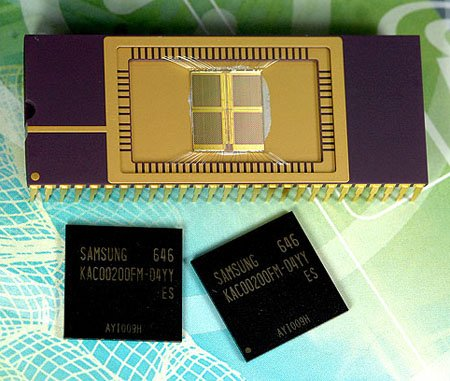 Samsung's fusion memory OneDRAM chip