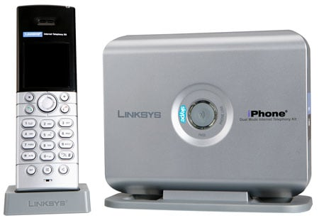 linksys iphone cit400
