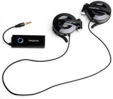 creative se2300 bluetooth wireless earphones