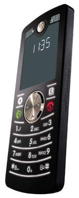Motorola's F3 Motofone