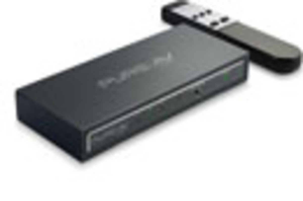 Belkin Unveils Two-IN-One HDMI Switch | Trusted Reviews
