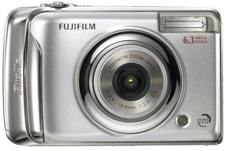 fujifilm finepix a610 front