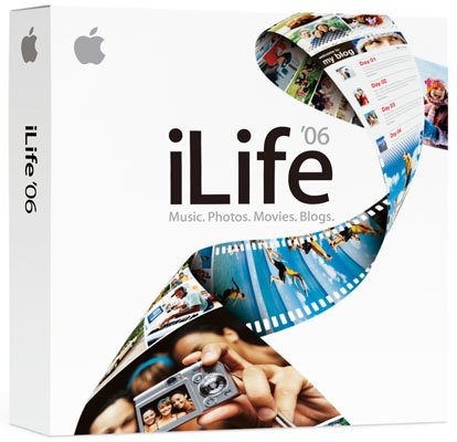 apple ilife '06