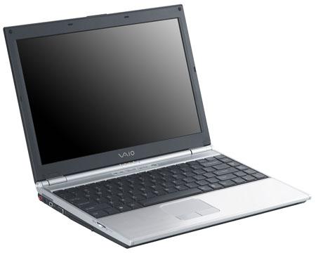 sony vaio sz4 laptop
