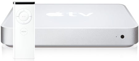 apple's appletv itunes-to-tv box