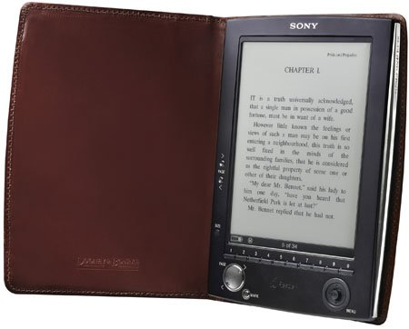 sony reader prs500-u2db special edition electronic book