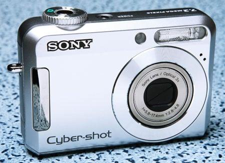 sony cyber-shot s650