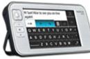 Nokia N800 handset
