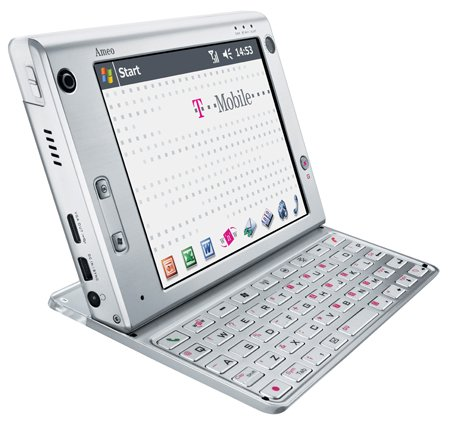 t-mobile ameo umpc-like pda-phone