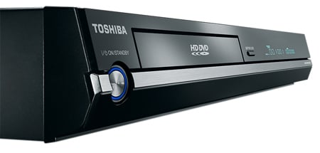 Toshiba HD-E1 High Definition DVD player