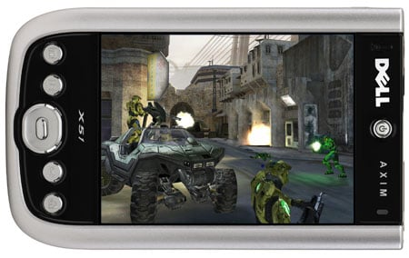 dell gaming handheld - artist's impression