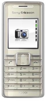 sony ericsson k200/k220 camera phone