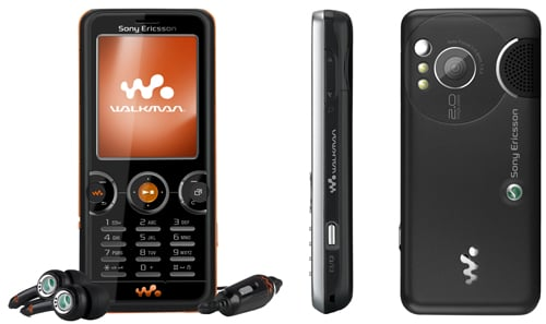 Sony Ericsson W610, Another More Range Walkman