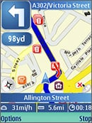 nokia maps - guidance
