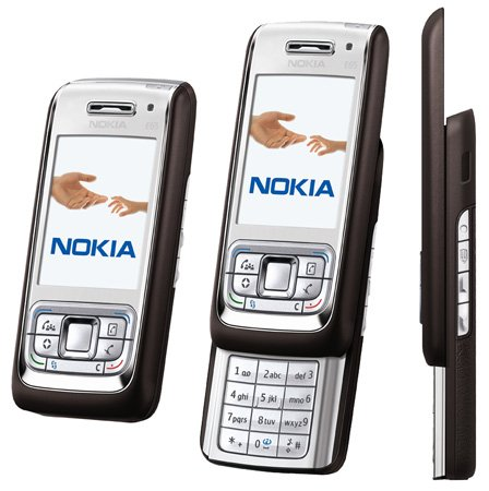 Nokia E65 mobile phone