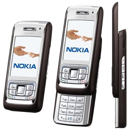 Nokia E65 mobile phone