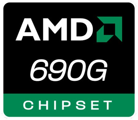 amd 690g - aka rs690 - chipset logo