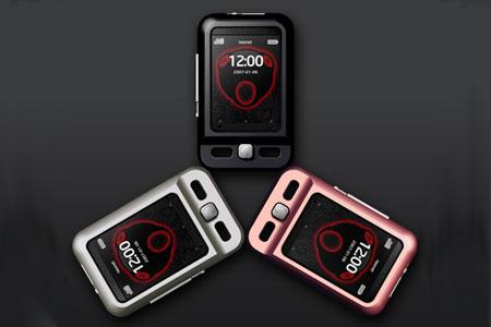 neonode n2 micro phone