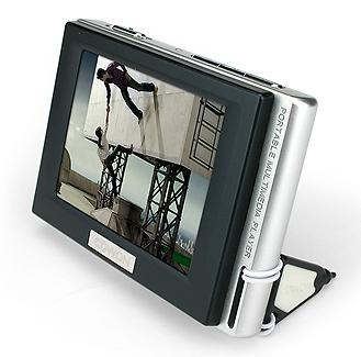 cowon d2 digital media player - video playback