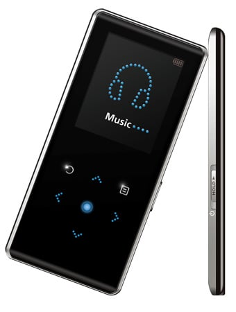 samsung YP-K3 digital audio player