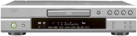 denon dvd-2930 hd-ready upscaling dvd player
