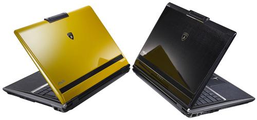 Asus Lamborghini VX2 laptop