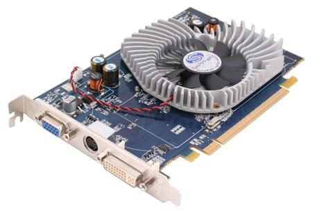 Sapphire Radeon X1550