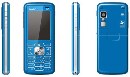 i-mate SPL Windows mobile phone