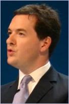 George Osborne speaking in 2006