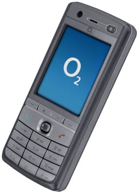 O2 XDA Graphite smart phone