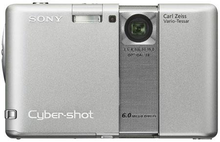 Sony Cyber-shot DSC-G1 - front