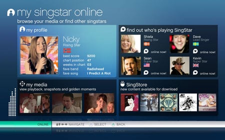 SingStar for the PS3