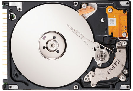 Seagate Momentus 7200.2 160GB laptop hard drive