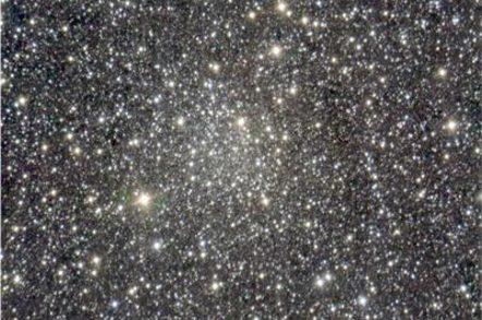 ESO image of a foggy globular cluster