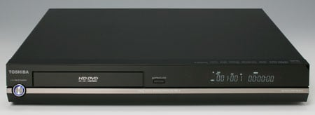 Toshiba HD-EP10 HD DVD player