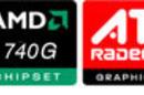 AMD 740G logo artist's impression
